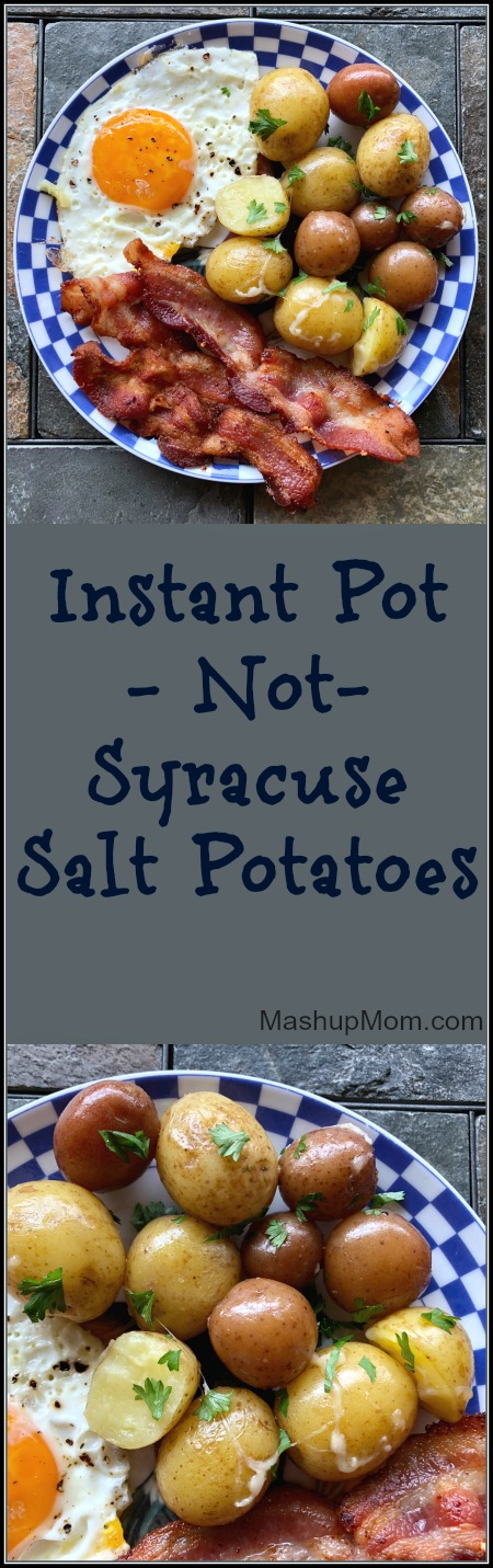 instant pot not syracuse salt potatoes