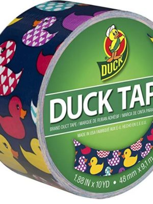 Quirky Finds 9/20/18 — Duck Tape. No, DUCK Tape!