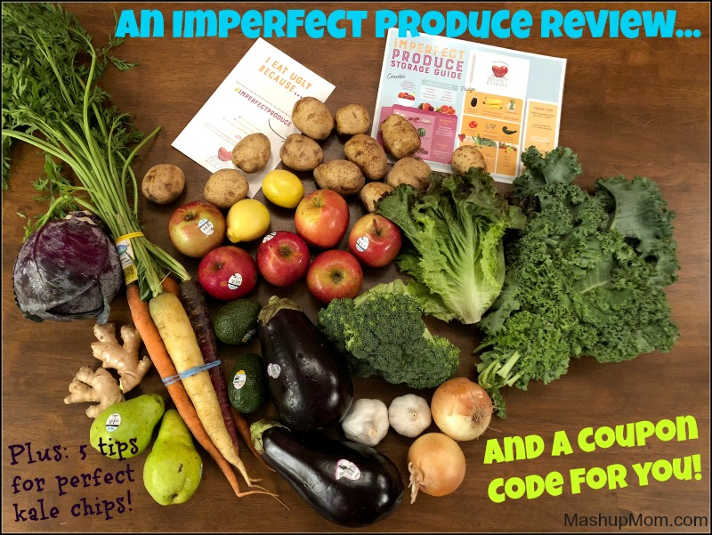 imperfect produce review + coupon code