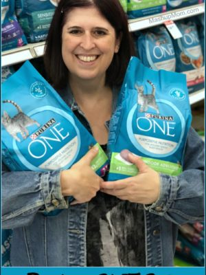 Purina ONE® Is Bad Kitty Approved!