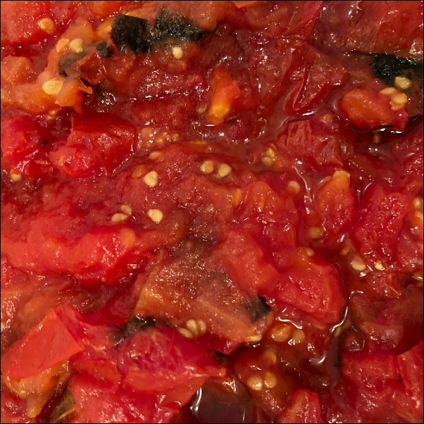 fire roasted diced tomatoes