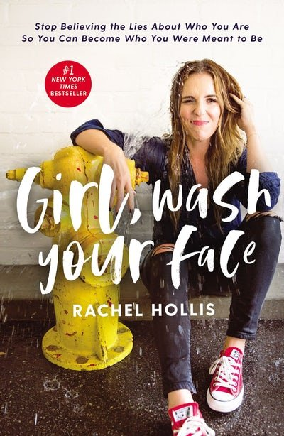 girl, wash your face book cover -- What's Rachel Reading?