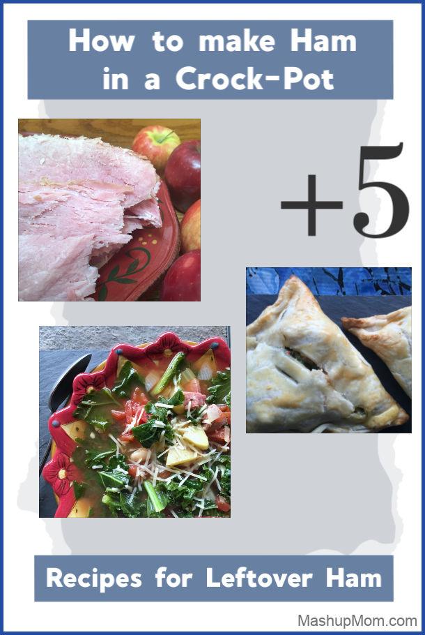 five recipe ideas for leftover ham