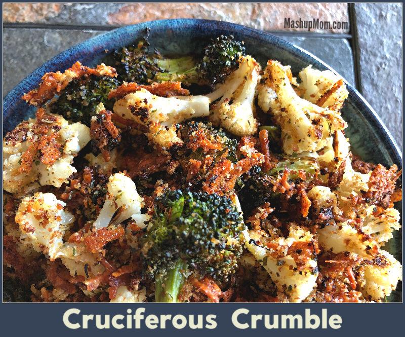 cruciferous crumble
