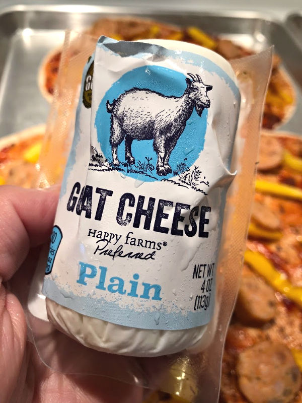aldi goat cheese