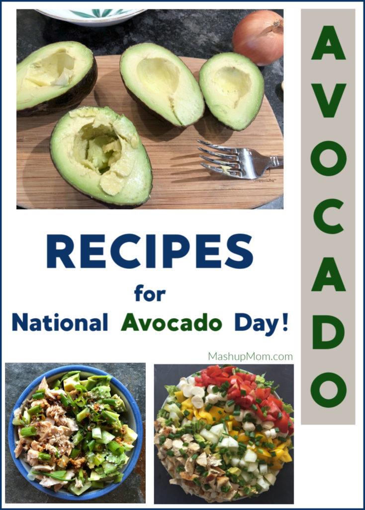 avocado day recipes