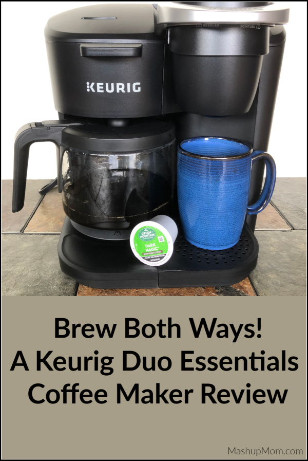Keurig K Duo Essentials Coffee Maker Manual - Image of ...