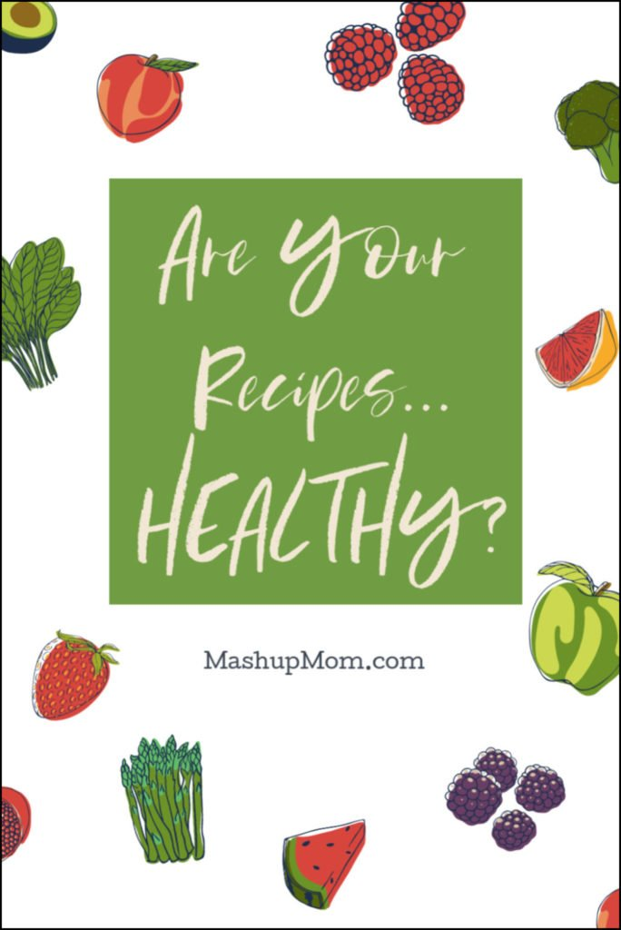 "Are your recipes... healthy? Let's talk about what constitutes a ""healthy"" recipe in 2020 -- and how the concept of what foods are healthy is now so diet dependent that it's hard to even establish a common ground for that conversation. Learn about my own perspective on healthier eating, and what we should be focusing on instead."