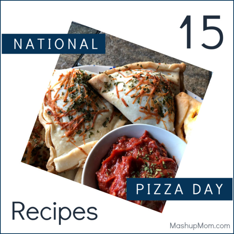 15 recipes for national pizza day