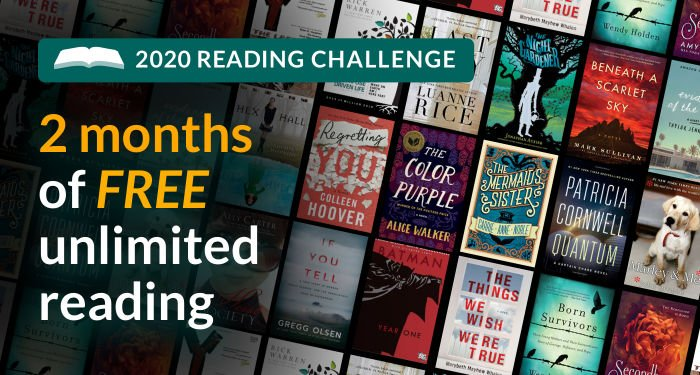 Free two months of Amazon Kindle Unlimited