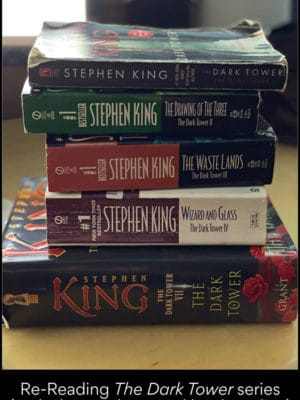 Part of the Dark Tower series by Stephen King -- and, where to buy used books online.