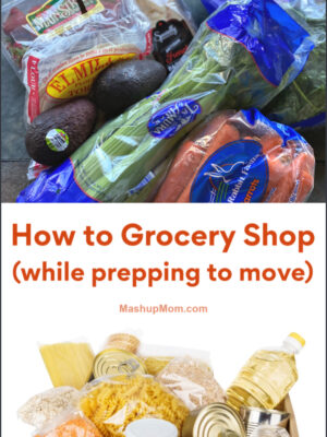how to shop before moving
