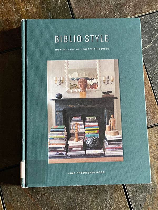 Biblio-Style is a nice coffee table book
