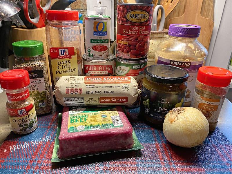 salsa verde chili ingredients