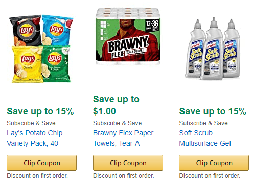 browse subscribe & save coupons