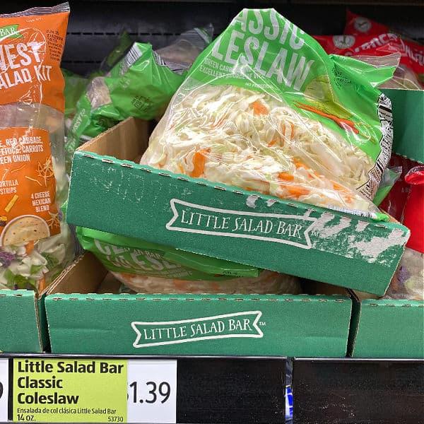 aldi coleslaw