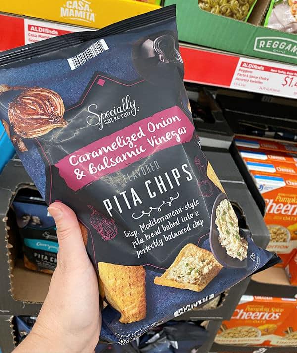 balsamic potato chips